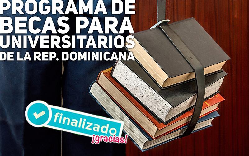 Becas para Universitarios en República Dominicana