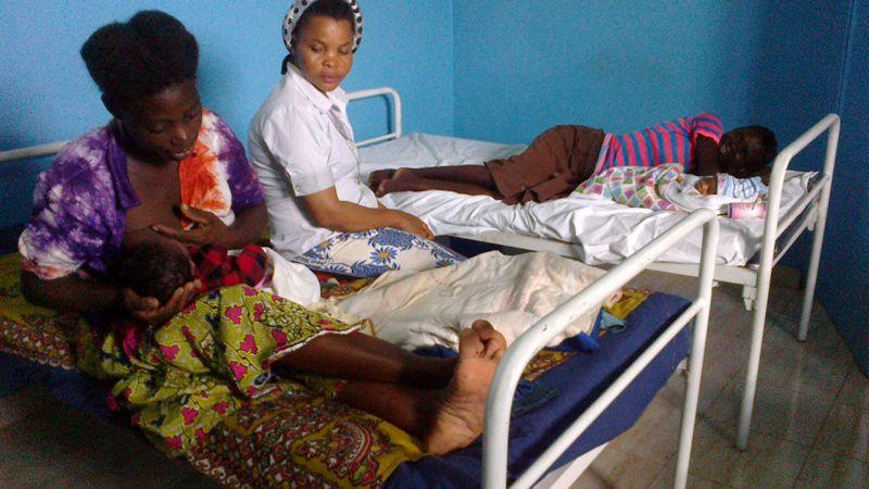 maternidad Congo