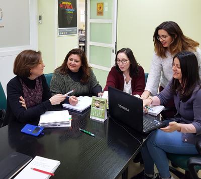 Equipo Técnico Proclade Bética ONGD