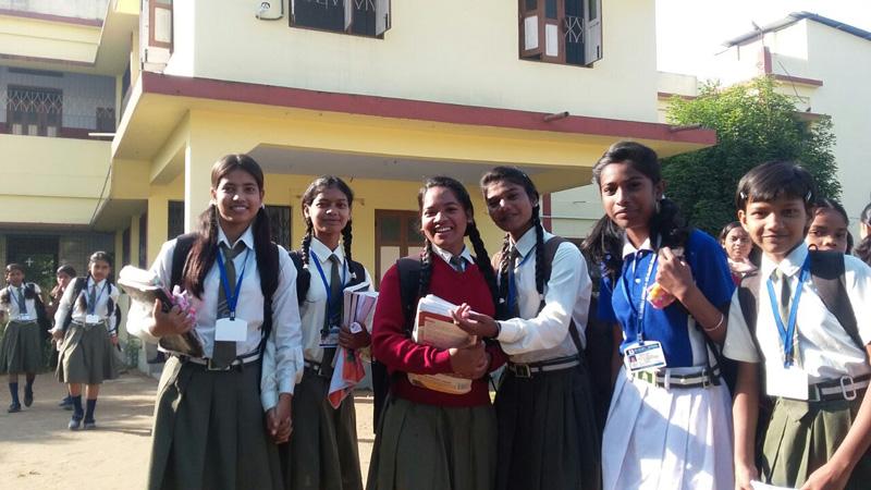 La educación cambia vidas en la India