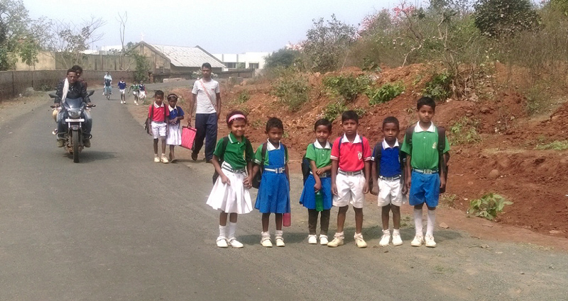 La educación cambia vidas. Proclade Bética ONGD India
