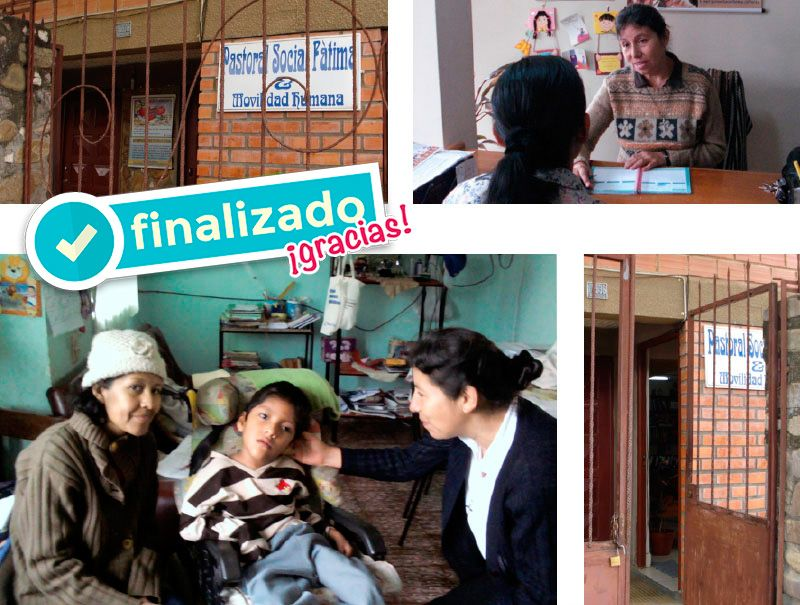 Oficina Pastoral Social Bolivia
