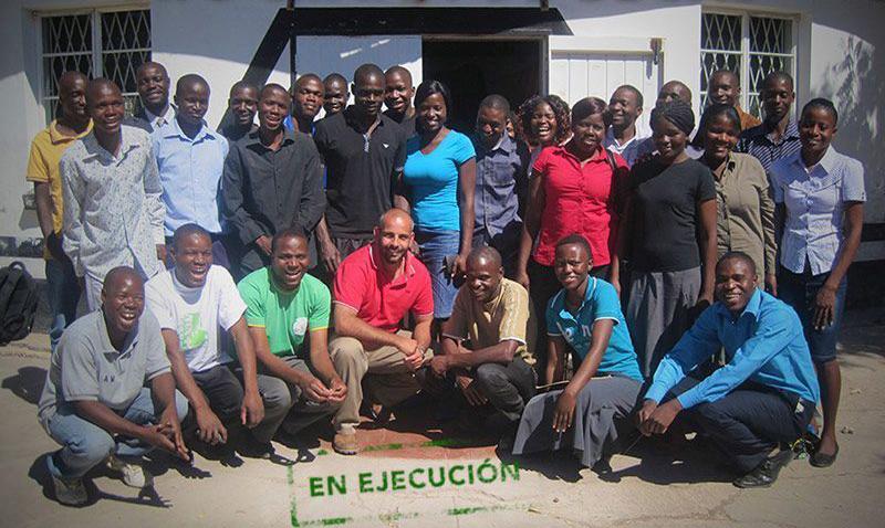 Programa Universitarios en Zimbabwe