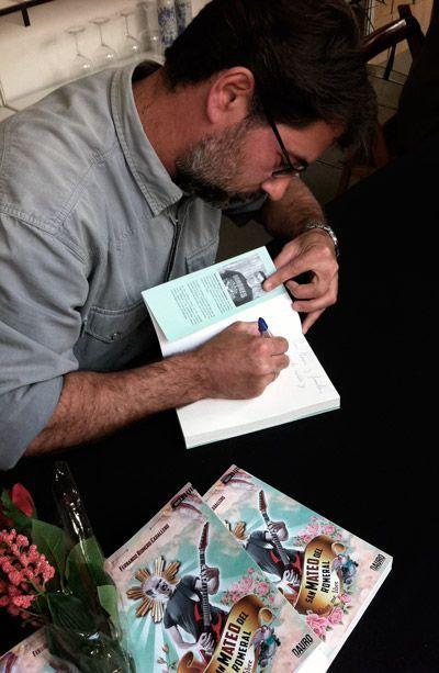 autor San mateo del Romeral