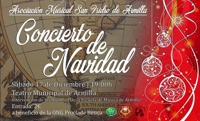 Concierto de Navidad en Granada