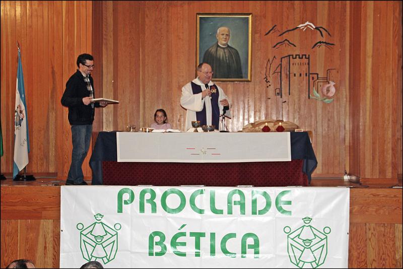 Asamblea Proclade Bética. Eucaristia
