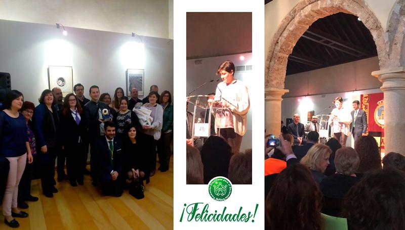 Premio Caseta de Humahuaca. Delegación de Loja de Proclade Bética ONGD