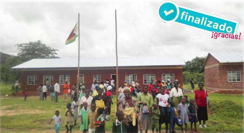casa de Profesores en Zimbabwe