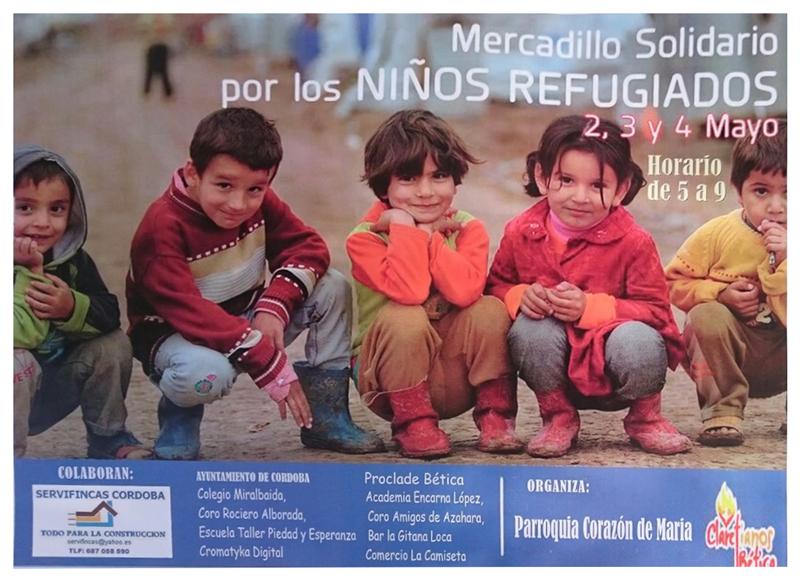 Mercadillo Solidario en Córdoba