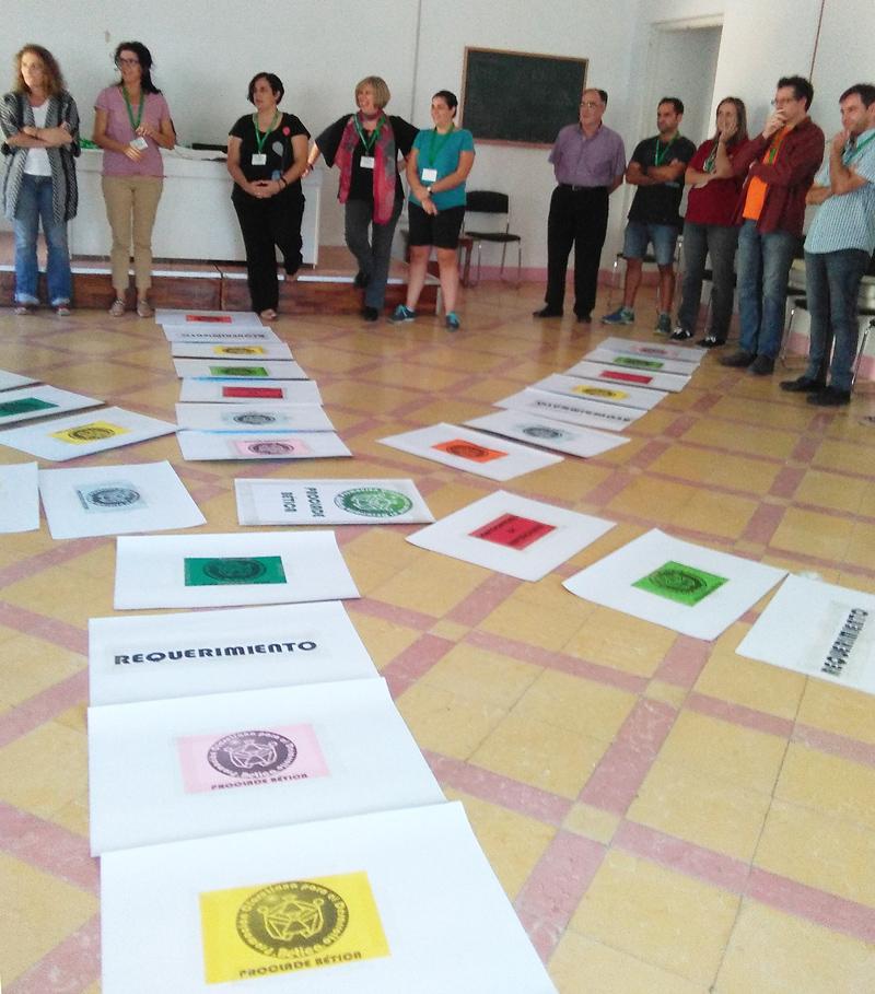 VIII Encuentro de Voluntariado en Loja
