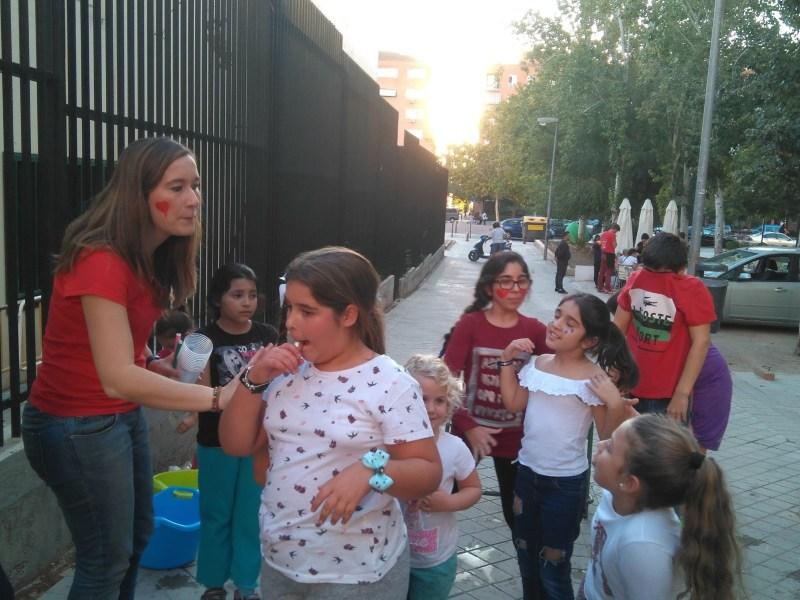 Proyecto Emaús. Acción Social