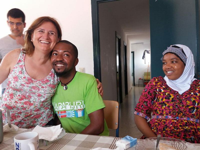 Amistad en Níjar 2018