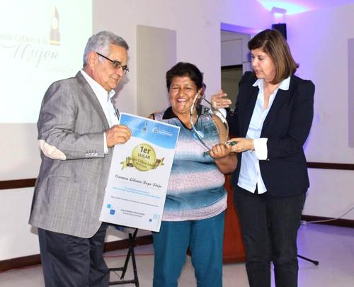 Mamá de la Mujer Cafam Cauca 2015 - 2016.