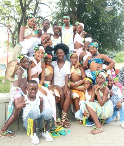 Miss Afrodescendiente es de Guachené, Sindy Yulieth Banguero Quintero1