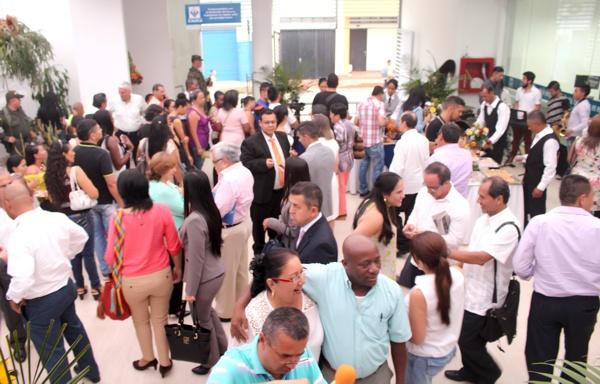 Inauguran nueva sede de la Cámara de Comercio del Cauca en Santander de Quilichao7