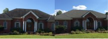 Roof Cleaning Greenville Pro Clean Exteriors