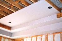 How to install a drywall ceiling