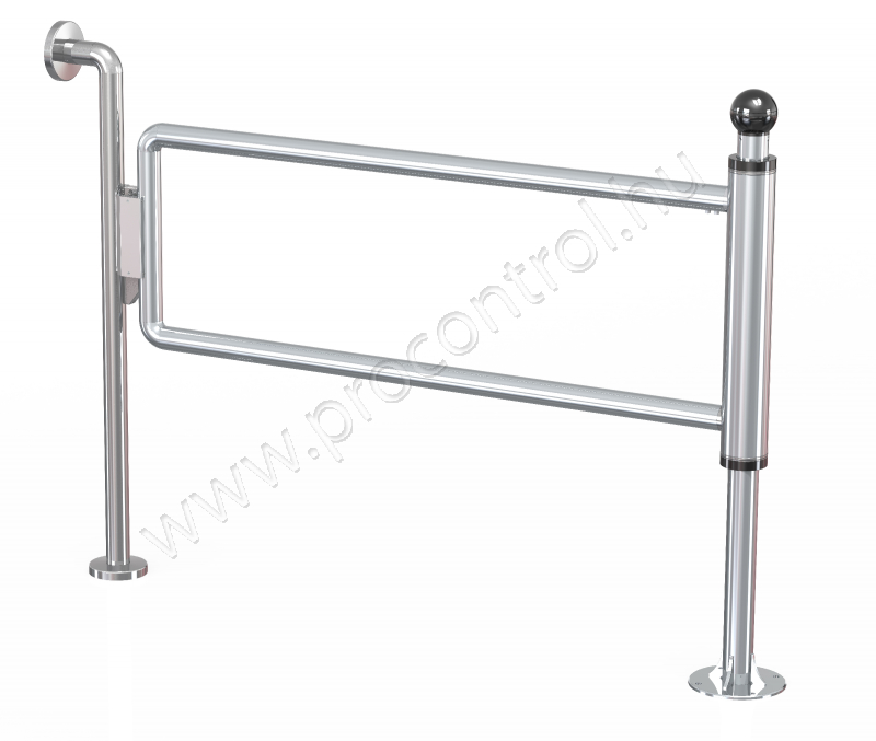 ProxerPort1-M Manual operating swing gate with magnetic