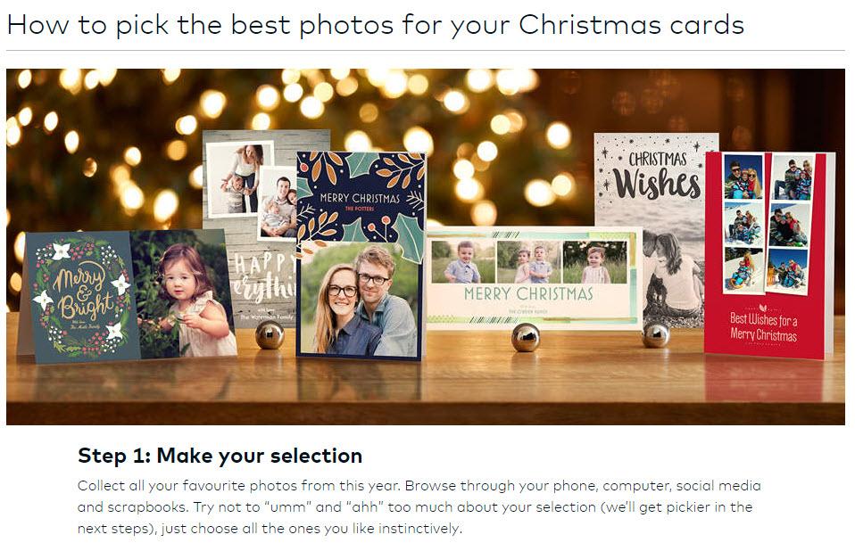 Vistaprint Co Uk Christmas Cards | Billingss.co