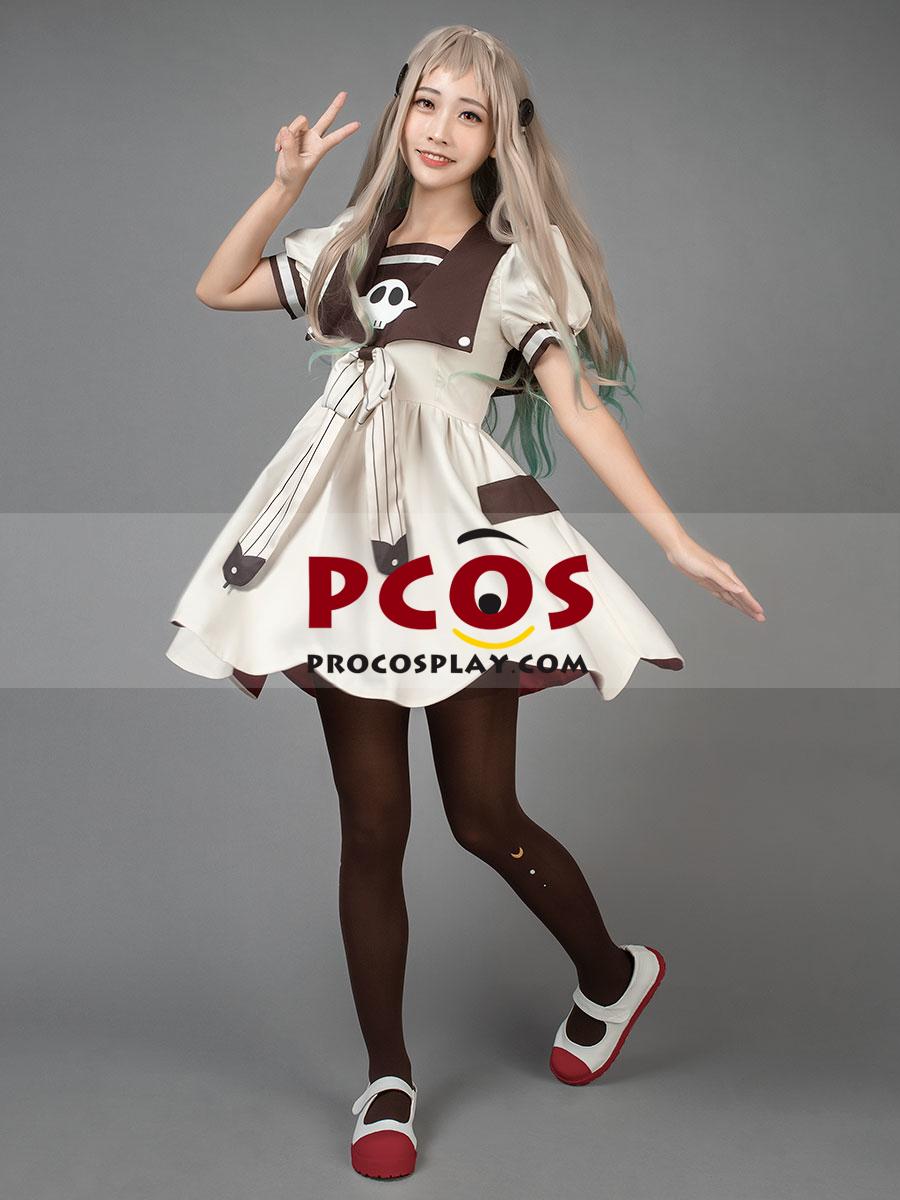 Suitable for yashiro nene cosplay, comic con, halloween. Toilet-Bound Hanako-kun Nene Yashiro Cosplay Costume for ...