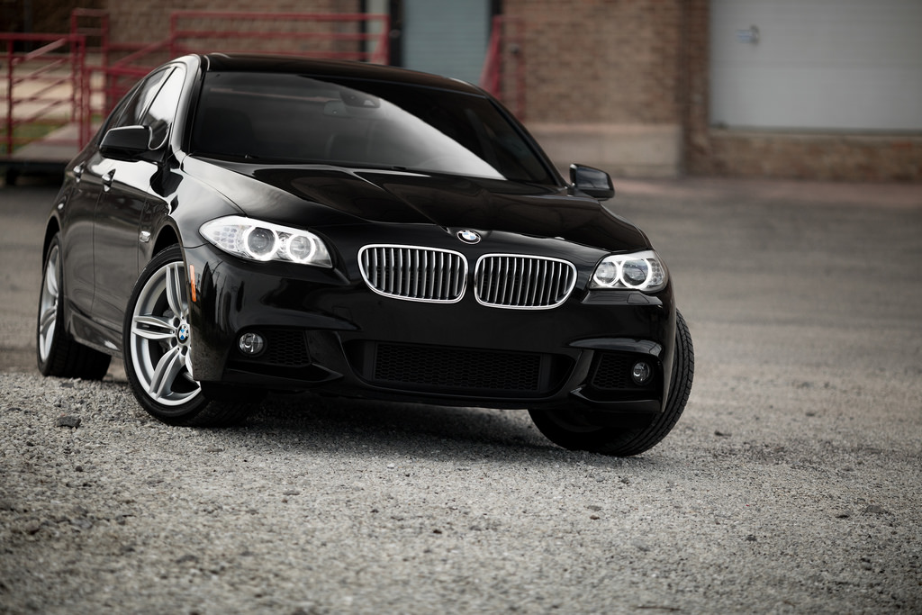 BMW 550i M-Sport. Photo by Aurimas on Flickr / CC BY-ND 2.0.