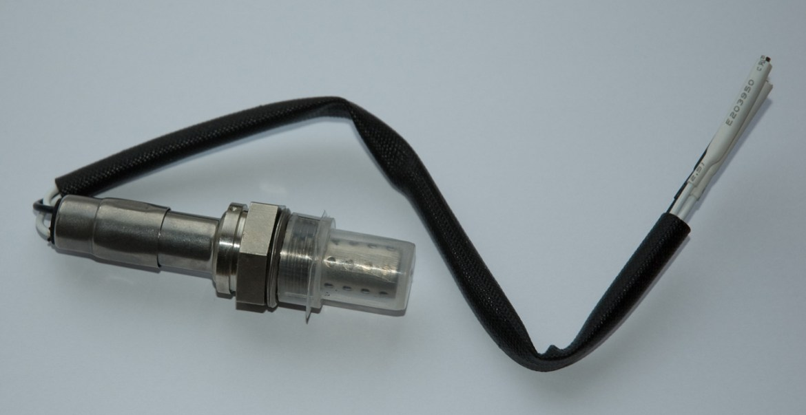 Oxygen sensors should be replace periodically. Photo byMartin Olsson /Wikimedia Commons / CC BY-SA 3.0 / GNU FDL 1.2