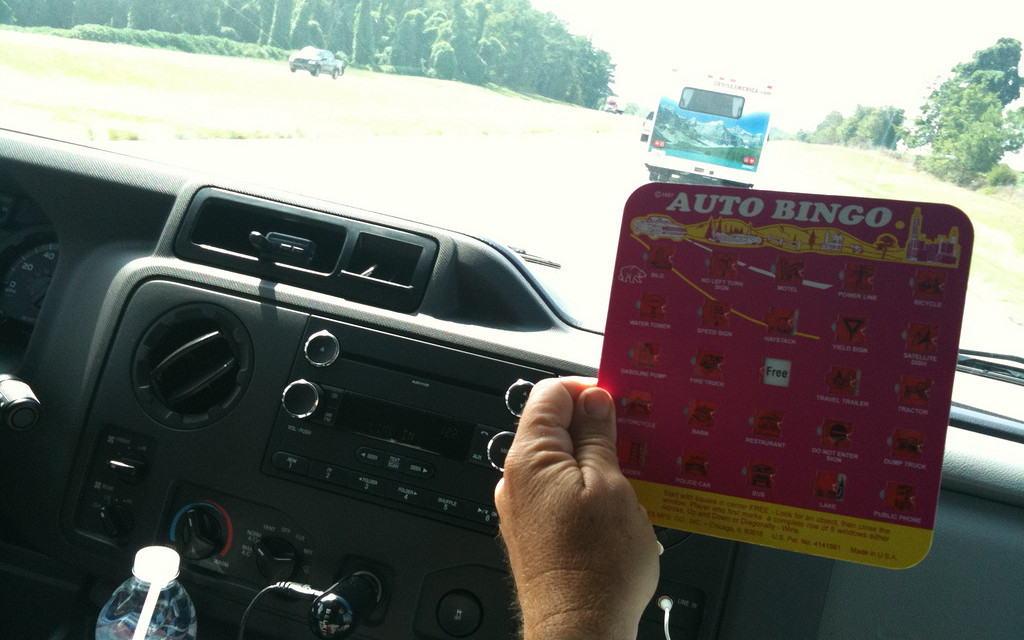 ''Auto Bingo!'' by Jeff is licensed under CC BY-ND 2.0