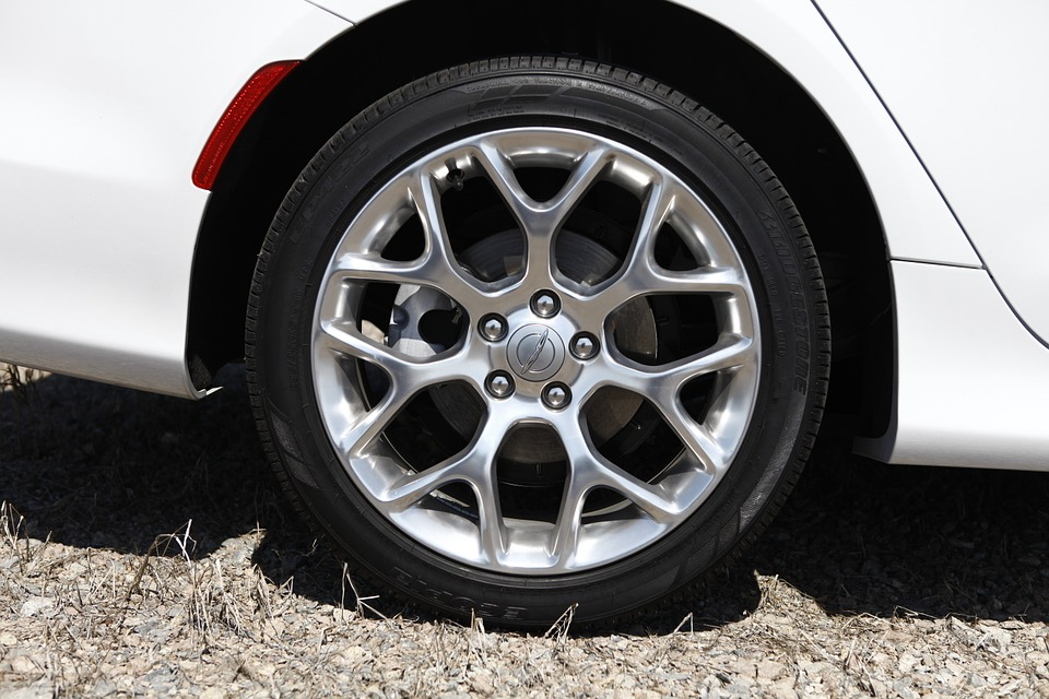 Car tire size impacts the accuracy of the speedometer.