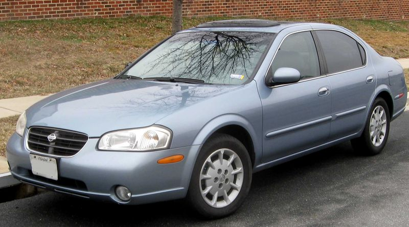 nissan maxima 2001 special edition cars