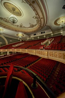 Proctors Theatre Seating Chart Year Of Clean Water