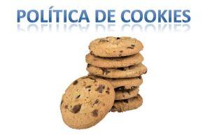 Cookies - Politica de Cookies