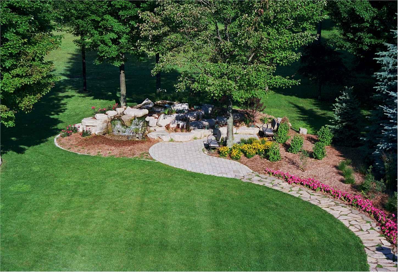 Large Outdoor Decorative Rocks