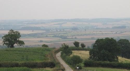 Larkstoke Hill