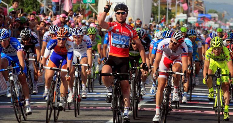 Giro d'Italia 2015 Cavendish