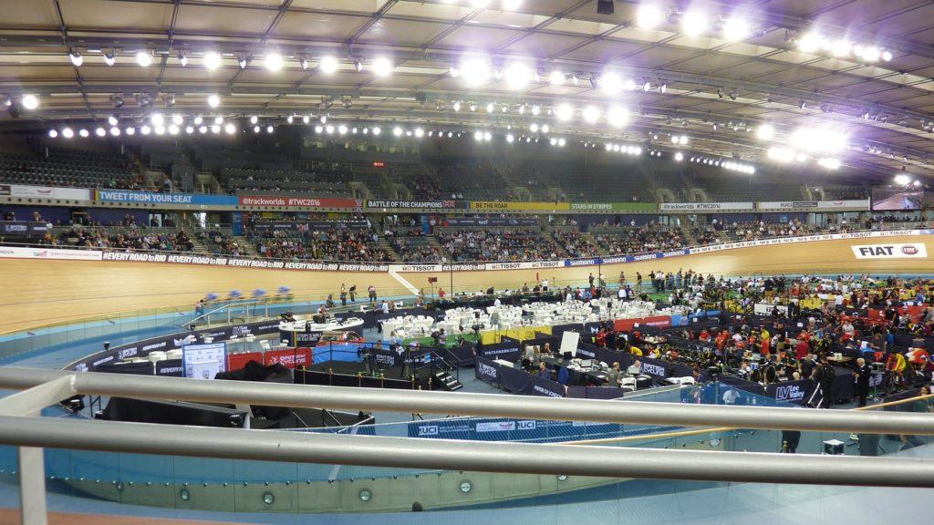 Lee Valley Velopark World Track Championships 2016 London