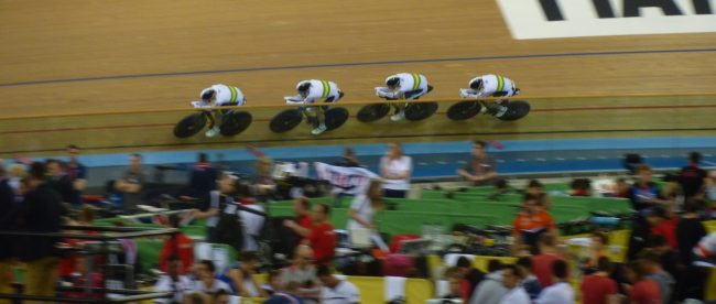 Australia Men's Team Pursuit World Track Championships 2016 London