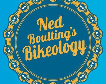 Bikeology Logo Ned Boulting
