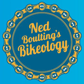 Bikeology Logo Ned Boulting