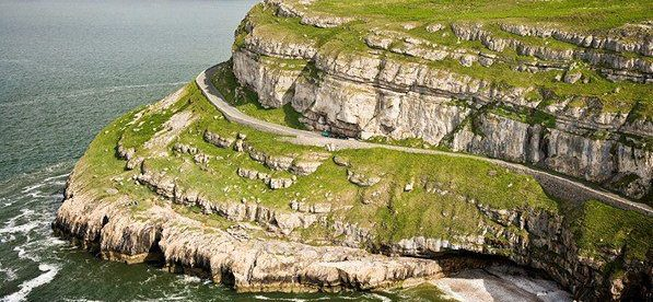 The Great Orme Llandudno North Wales