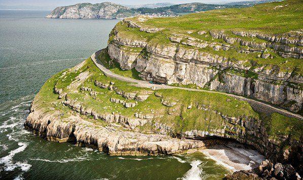 The Great Orme Llandudno North Wales