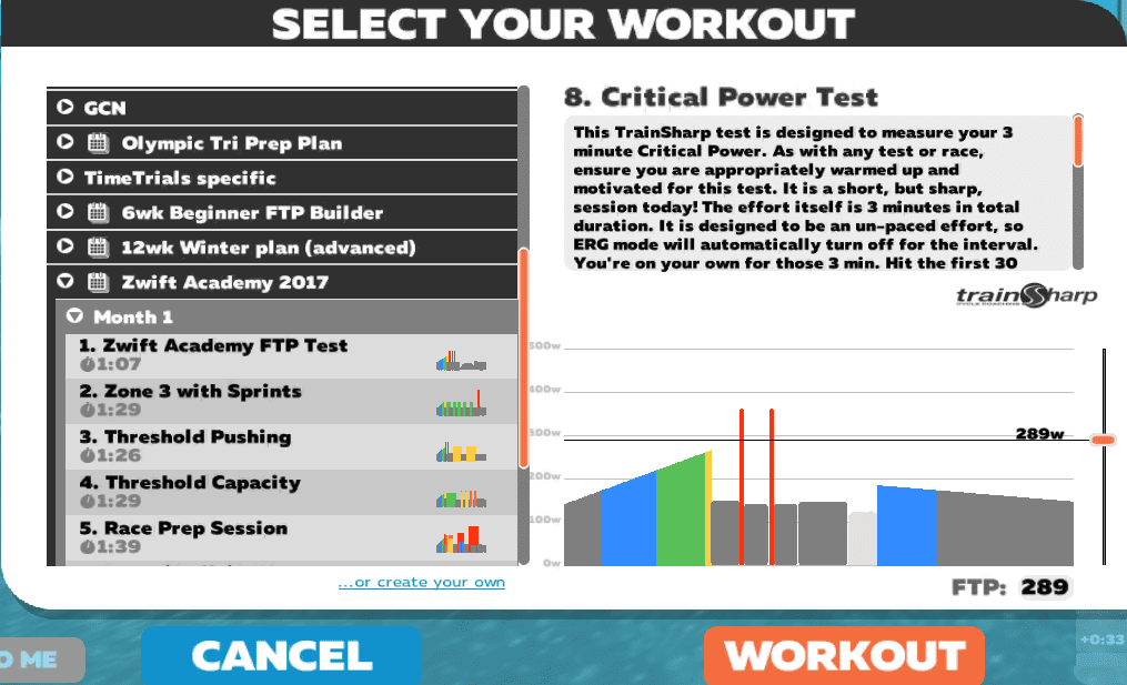 Zwift E keyboard shortcut • ProCyclingUK