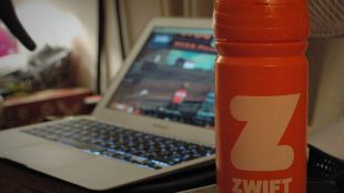Zwift Racing Bike Bottle