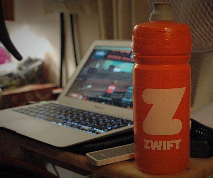 Zwift Racing Bike Bottle