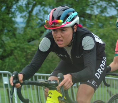 Abby-Mae Parkinson is moving from one of the UK women's cycling teams to Lotto Soudal in 2020.