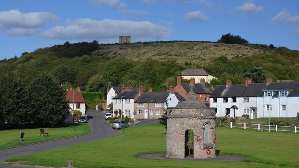Cycling climbs of the Midlands Breedon on the Hill