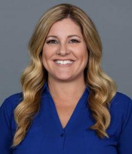 Rebecca Girard-Smoker (Photo: Detroit Lions)