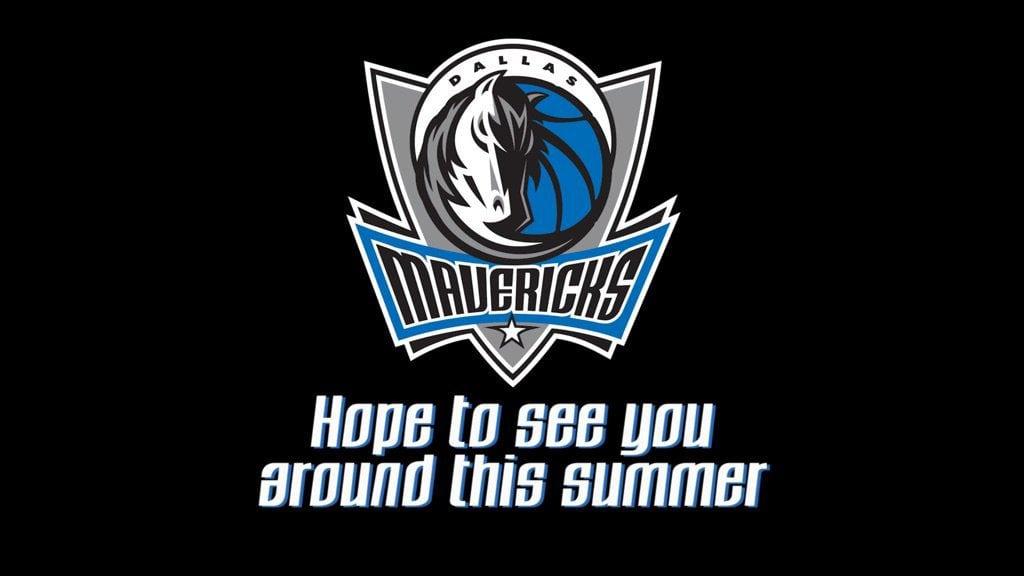 mavs summer logo