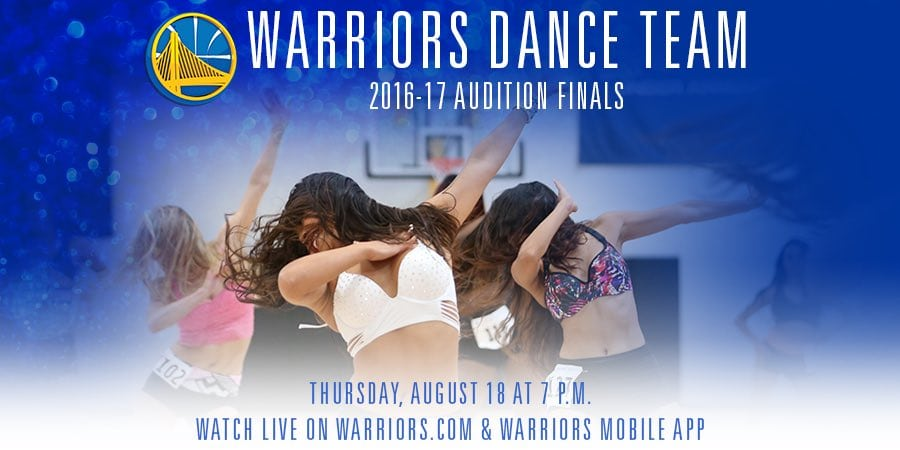 gsw auditions