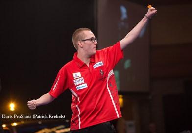 European Darts Matchplay: Jimmy Hendriks, van der Voort, en van Duijvenbode winnen.