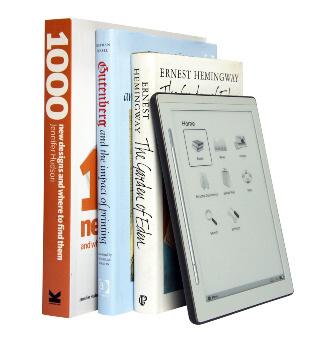 E-reader DR-800 for Irex Technologies
